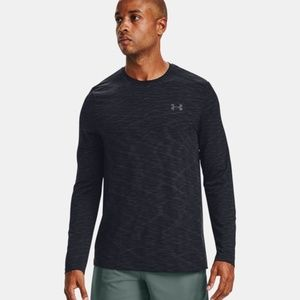 New Under Armour Men's Seamless Long Sleeve Top